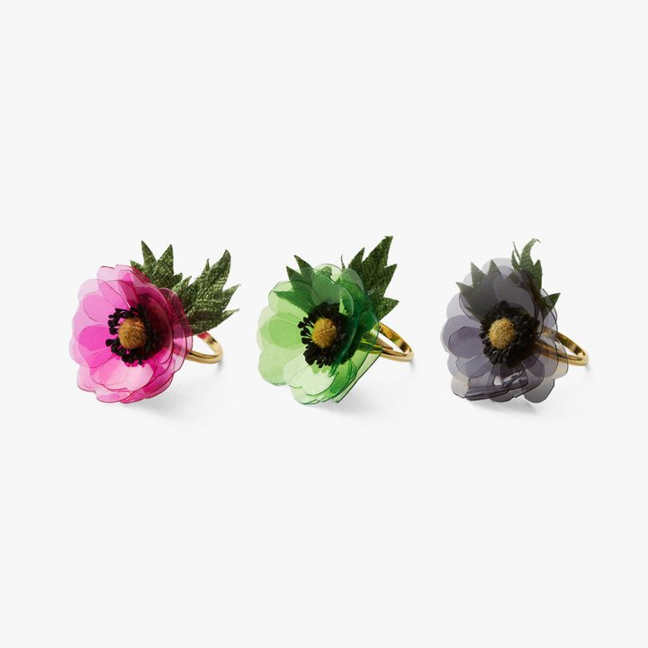 MARTE Anemone Ring