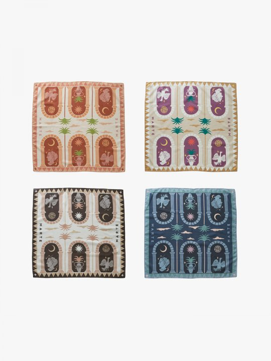 <img class='new_mark_img1' src='//img.shop-pro.jp/img/new/icons5.gif' style='border:none;display:inline;margin:0px;padding:0px;width:auto;' />MARTE Ancient Ruins Scarf