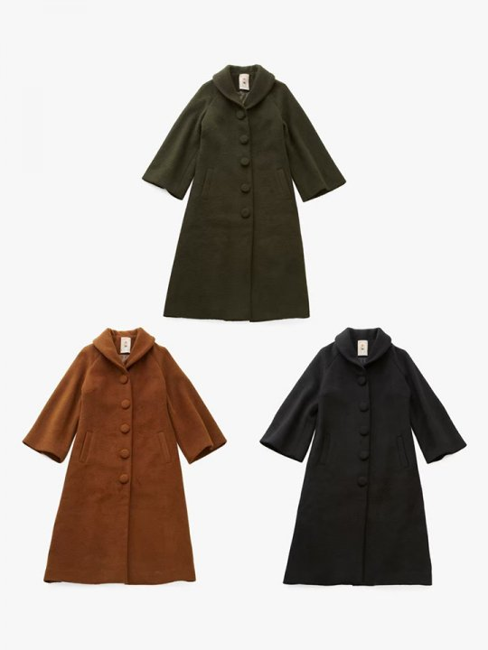 MARTE Classical Long Coat