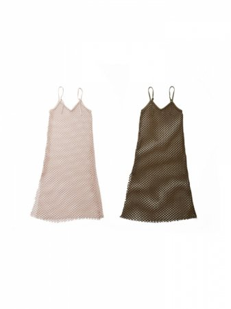 <img class='new_mark_img1' src='https://img.shop-pro.jp/img/new/icons5.gif' style='border:none;display:inline;margin:0px;padding:0px;width:auto;' />MARTE Beehive Mesh Dress