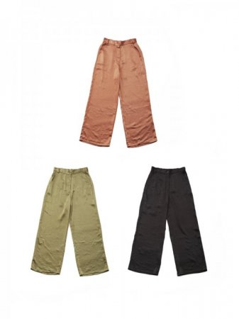 <img class='new_mark_img1' src='https://img.shop-pro.jp/img/new/icons5.gif' style='border:none;display:inline;margin:0px;padding:0px;width:auto;' />MARTE Silky Wide Pants