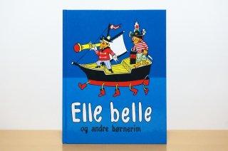 Elle belle og andre børnerim - 2000