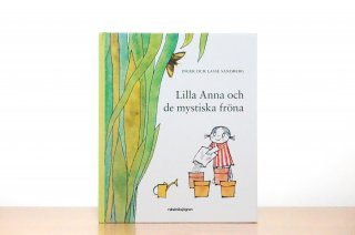 Lilla Anna och de mystiska fröna