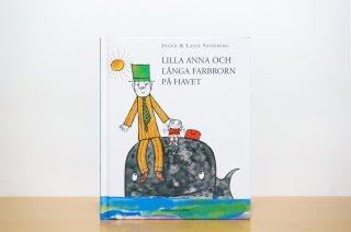 Lilla Annaoch Långa farbrorn på havet