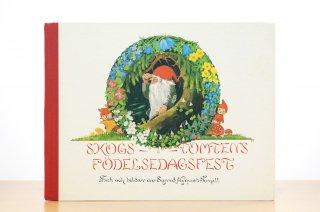 Skogstomtens  födelsedagsfest