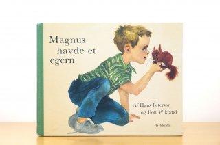 Magnus havde et egern|マグヌスと子りす