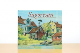 Sagoresan : från Junibacken till Nangilima|物語の旅