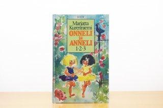 Onnelin ja Anneli 1-2-3|オンネリとアンネリ