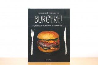 Burgere!|Hotdogs og bagels med vennerne