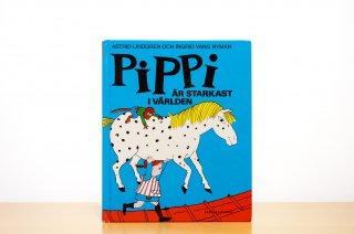 Pippi är starkast i världen|ピッピは世界でいちばんつよい
