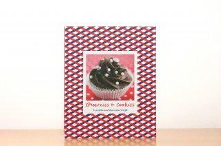 Brownies & cookies & andra amerikanska recept|ブラウニーとクッキー