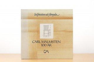 Inspiration och Förnyelse|Carl Malmsten 100 År