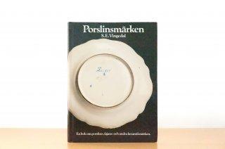 Porslinsmärken|En bok om porslins-, fajans- och andra keramikmärken.