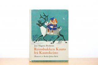 Reinsbukken Kauto frå Kautokeino