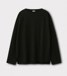 C/P Boat Neck LS Top