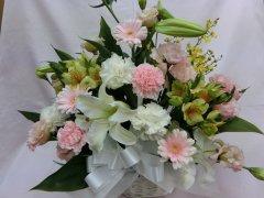 ■カサブランカの御供花