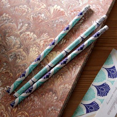 ロッシ/鉛筆 ブルー
