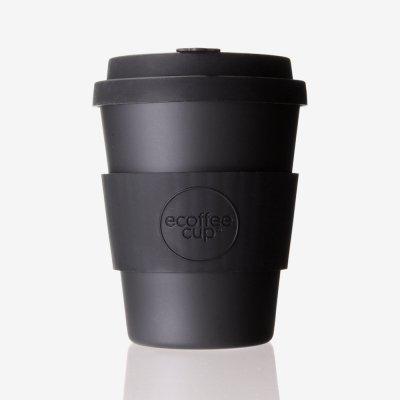 エコーヒーカップ Lサイズ(400ml)ブラックアウト