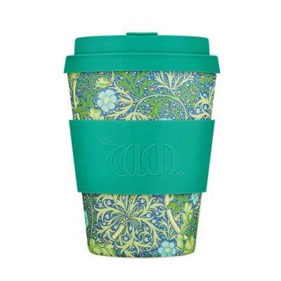 エコーヒーカップ/ウィリアム・モリス 12oz ・ シーウィードマリン