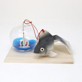 風鈴金魚(黒)