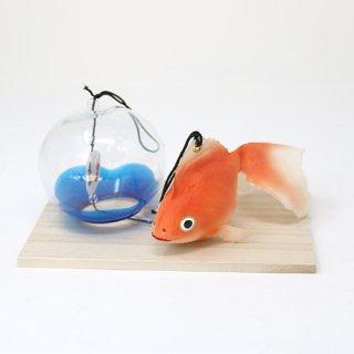 風鈴金魚(朱)