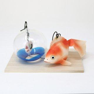 風鈴金魚(斑)