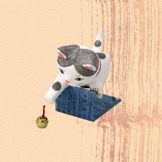 Ukiyo-e Cat hachi / jare 「浮世絵猫 はち /じゃれ」
