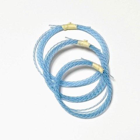 三線用弦セット(ブルー)