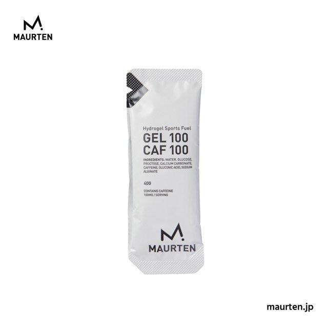 MAURTEN モルテン GEL100CAF100 1袋(賞味期限2020.11.25)