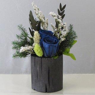 花飾り<br>(青)<br>