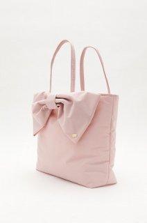 撥水加工グログランキルティングトート A4サイズ ピンク 本体価格¥8500