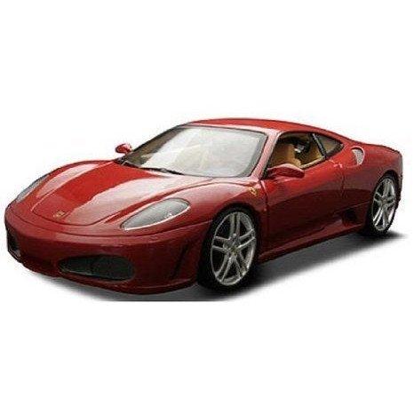 G7160 1/18 Ferrari (フェラーリ) F430 Red ミニカー ダイキャスト 車 自動車 ミニチュア 模型