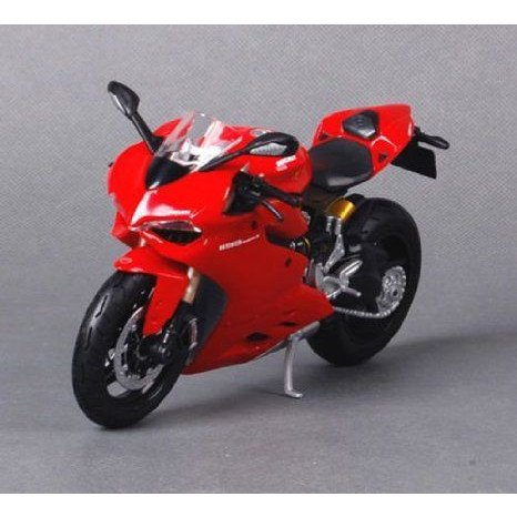 MAISTO 112 ducati 1199 PANIGALE MOTORCYCLE BIKE DIECAST MODEL TOY ミニカー ミニチュア 模型 プレイ