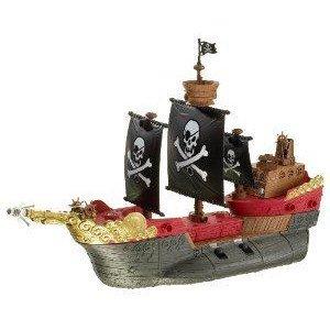 Matchbox (マッチボックス) Mega Rig Pirates Ship ミニカー ミニチュア 模型 プレイセット自動車 ダイキ