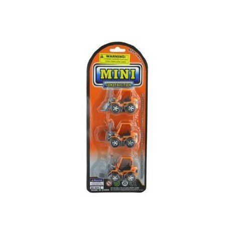 Mini construction vehicles ミニカー ミニチュア 模型 プレイセット自動車 ダイキャスト