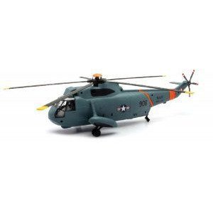 NewRay Model Kit 1:32 Sikorsky SH 3D Sea King Navy model helicopter ミニカー ミニチュア 模型 プレ