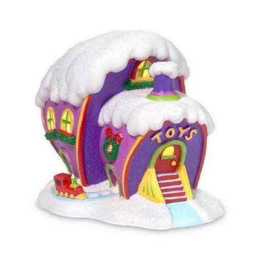 ミニチュアハウス おもちゃの家