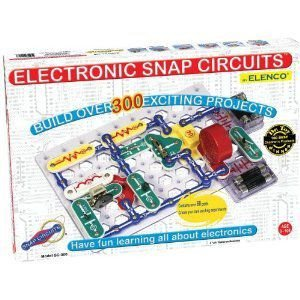 Snap Circuits SC-300 ラジオ、ドアベル、アラームなどを作る
