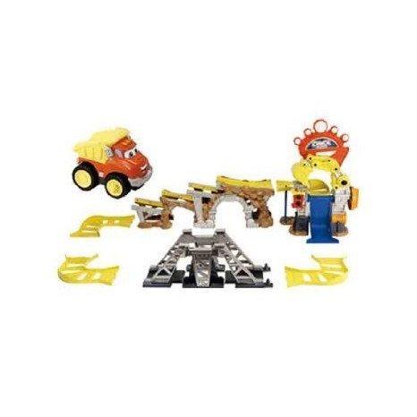 Hasbro Tonka (トンカ) Chuck and Friends Chucks Stunt Park ミニカー ミニチュア 模型 プレイセット自
