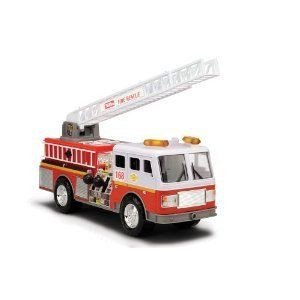 Tonka (トンカ) Toy Mighty Motorised Red Fire Engine トラック ミニカー ミニチュア 模型 プレイセット