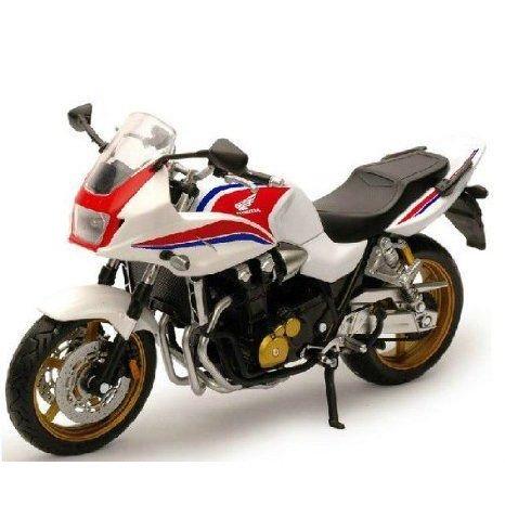 1:12 HONDA CB1300SB DIECAST MOTORCYCLE TOY NEW IN BOX ミニカー ミニチュア 模型 プレイセット自動車