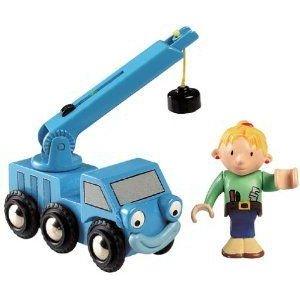 Brio (プリオ ) Bob the Builder Lofty & Wendy, 2 Piece Set ミニカー ミニチュア 模型 プレイセッ…