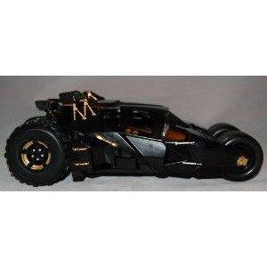 Hot Wheels (ホットウィール) the Dark Knight Batmobile Tumbler ミニカー ミニチュア 模型 プレイセッ