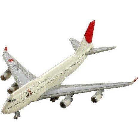Tomica Gift JAL Jumbo Airport Set #3 (Japan) ミニカー ミニチュア 模型 プレイセット自動車 ダイキャ