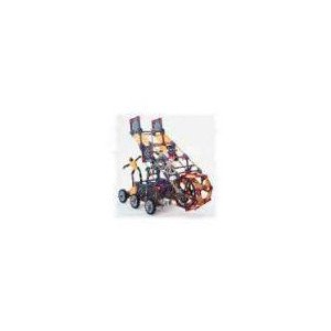 Knex Lost Mines Mega Masher ミニカー ミニチュア 模型 プレイセット自動車 ダイキャスト