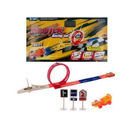 Launch racer set - 12 Pack ミニカー ミニチュア 模型 プレイセット自動車 ダイキャスト