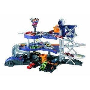 Mattel (マテル) Hot Wheels (ホットウィール) WM Blitz Mega Garage MTTV3260 ミニカー ミニチュア 模型