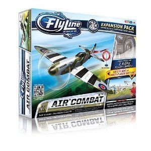 Flyline Expansion Pack Air Combat Airplane - Spitfire ミニカー ミニチュア 模型 プレイセット自動車