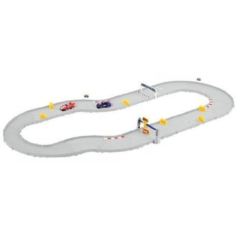 AI Racer Deluxe Set ミニカー ミニチュア 模型 プレイセット自動車 ダイキャスト