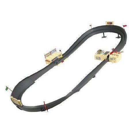 Cars Piston Cup Track Set ミニカー ミニチュア 模型 プレイセット自動車 ダイキャスト